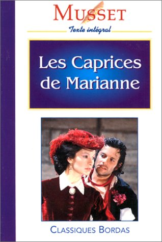 MUSSET CB CAPRICES MARIANNE (Ancienne Edition): Alfred De Musset