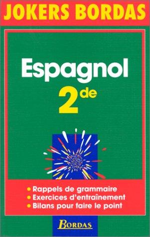 9782040283636: Espagnol : 2de