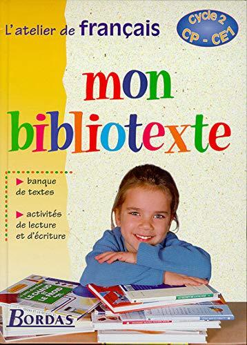 9782040287801: Mon bibliotexte, cycle 2