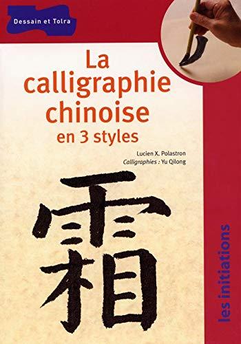 9782047200889: La Calligraphie chinoise en 3 styles