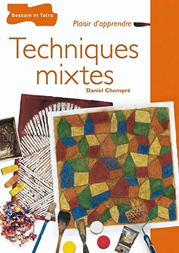9782047201213: Techniques mixtes (French Edition)