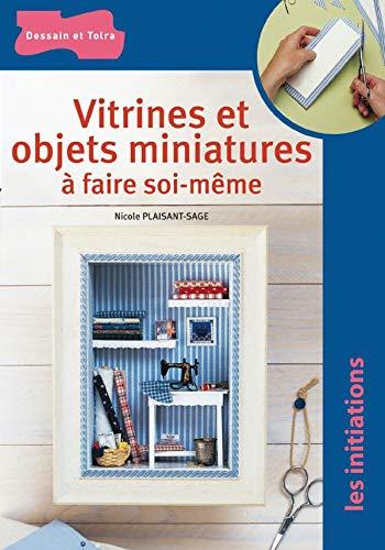 9782047201695: Vitrines et objet miniatures