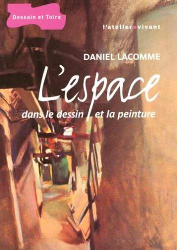 9782047202159: L'espace : Dans le dessin et la peinture