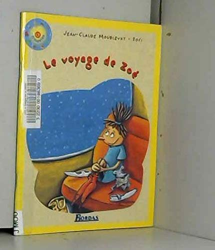 9782047292259: Le Voyage de Zoé