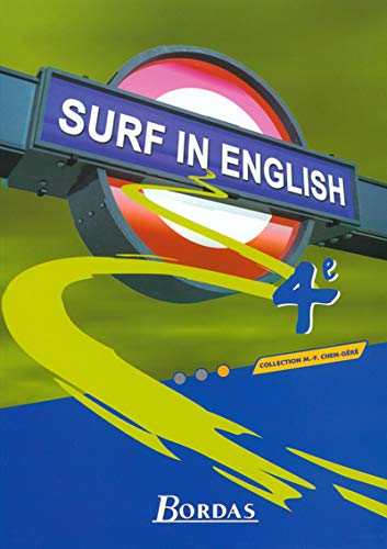 9782047296110: SURF IN ENGLISH 4E 2002
