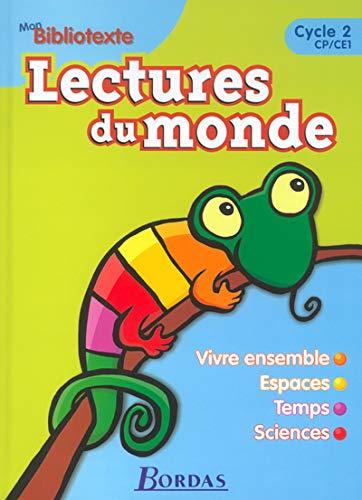 MON BIBLIOTEXTE CYCLE 2 CP/CE1 (French Edition) - Roure, Dominique; Breilloux, Anette; Dachet, Fabienne; Morin, François; Stauri, Catherine