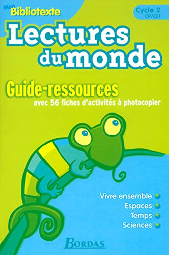 9782047297247: Lectures du monde Cycle 2 CP/CE1 (French Edition)