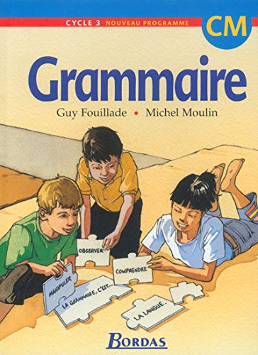 9782047297254: Grammaire, cycle 3 : CM