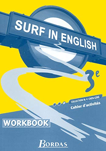 9782047297520: Surf in English : Anglais, 3e (Travaux pratiques)
