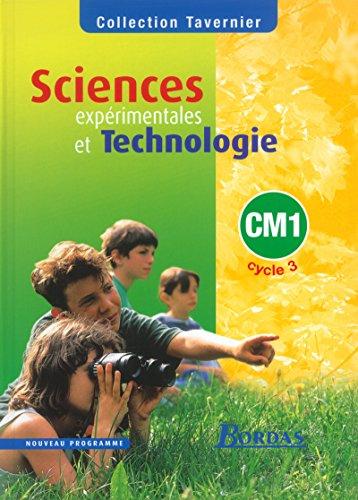 9782047297988: Sciences expérimentales et technologie CM1