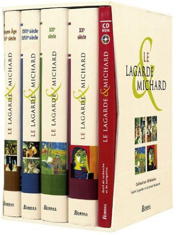 9782047298220: COFFRET LAGARDE & MICHARD (Ancienne Edition)