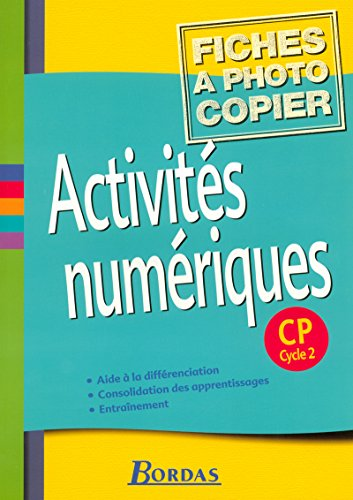 9782047299135: Activites numeriques CP Cycle 2 (French Edition)