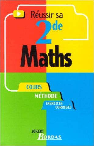 9782047300053: MATHS 2NDE (Ancienne Edition)