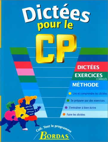 9782047300497: DICTEES CP (Ancienne Edition)
