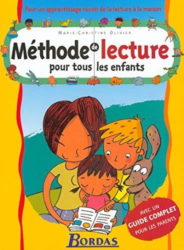 9782047301180: Methode de lecture pour tous les enfants