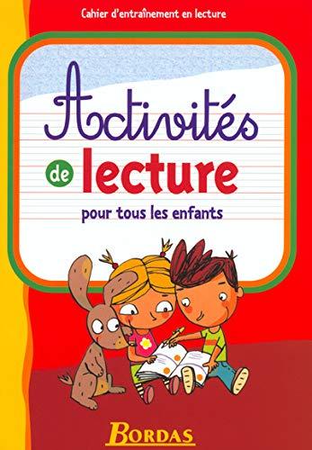 Activites de lecture pour tous les enfants: Olivier