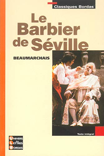 9782047303504: Classiques Bordas : Le Barbier de Séville