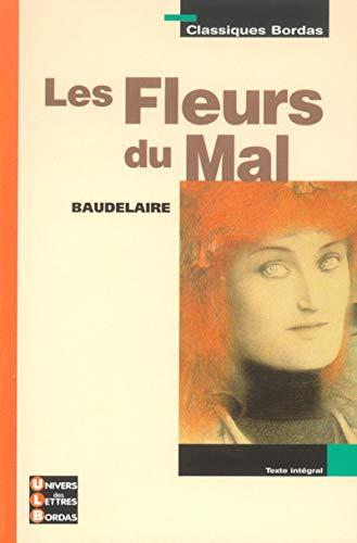 9782047303559: Classiques Bordas : Les Fleurs du mal