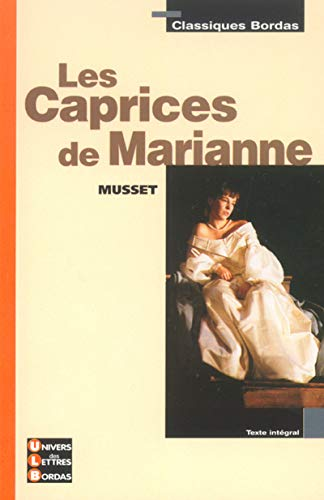 9782047303603: Les caprices de Marianne (French Edition)