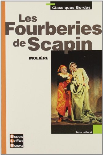 9782047303689: Les fourberies de Scapin (French Edition)