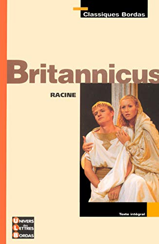 9782047303757: Britannicus (French Edition)