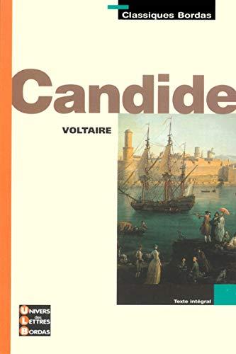 9782047303795: Classiques Bordas : Candide
