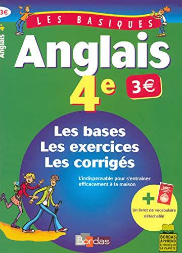 9782047304907: LES BASIQUES - ANGLAIS 4E (Ancienne Edition)