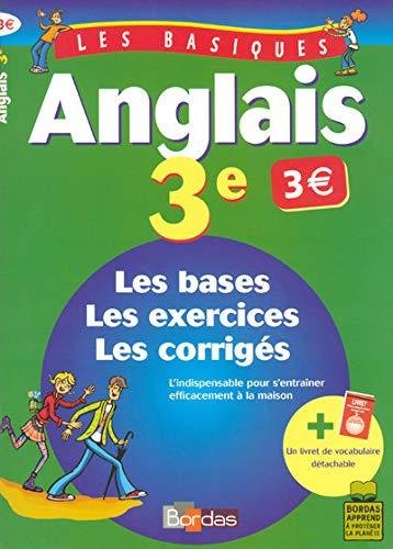 9782047304914: LES BASIQUES - ANGLAIS 3E (Ancienne Edition)