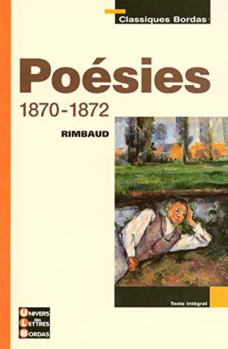 9782047305850: Po�sies 1870-1872