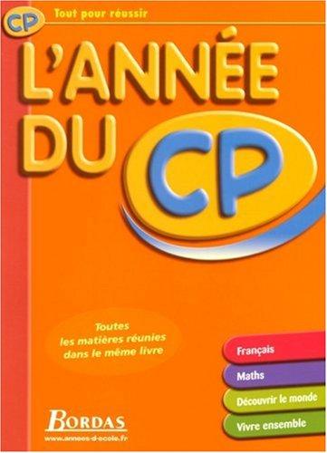 L'année du CP: Alain Charles; Françoise