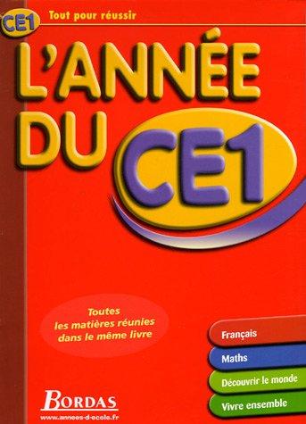 L'année du CE1: Alain Charles; Françoise