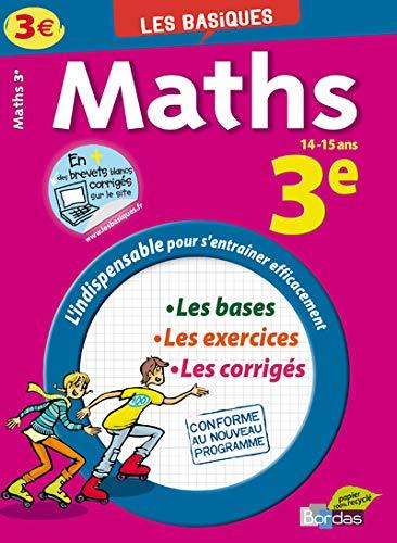 9782047310861: Maths 3e