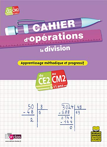 9782047310953: CAHIER D OPERATIONS DIVISION
