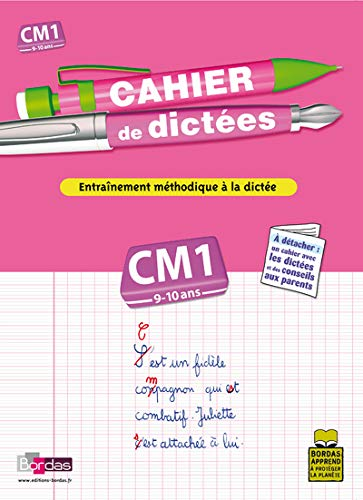 9782047311073: Cahier de dictees CM1 (French Edition)