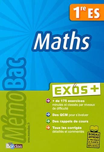 9782047312315: Maths 1e ES (French Edition)