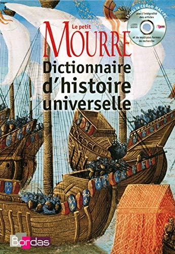 9782047313268: Petit Mourre (Le) - Dictionnaire: d'histoire universelle - avec un CD