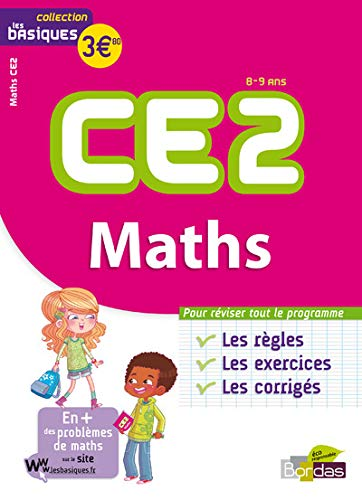 9782047315071: Basiques Maths CE2 (French Edition)