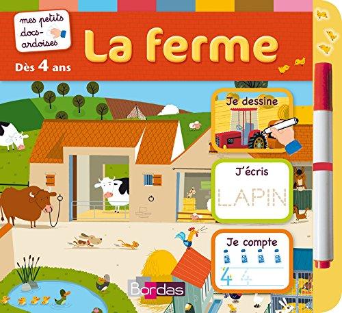 9782047315491: PETITS DOCS-ARDOISES LA FERME