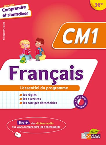 9782047318836: Comprendre et s'entraîner - Français CM1