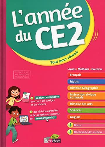 L'année du CE2 (Tout pour réussir l'année: Alain Charles; Françoise