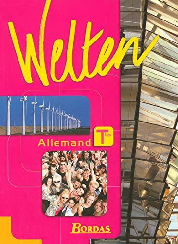 9782047320310: Allemand Tle LV1 LV2 Welten (French Edition)
