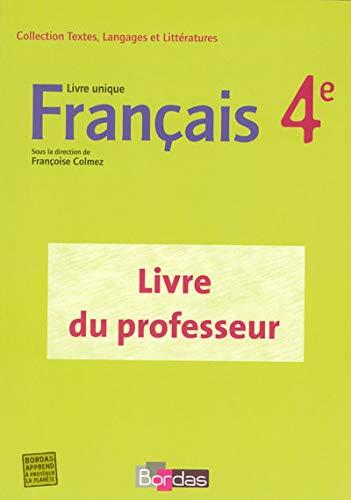 9782047322635: Francais 4e (French Edition)