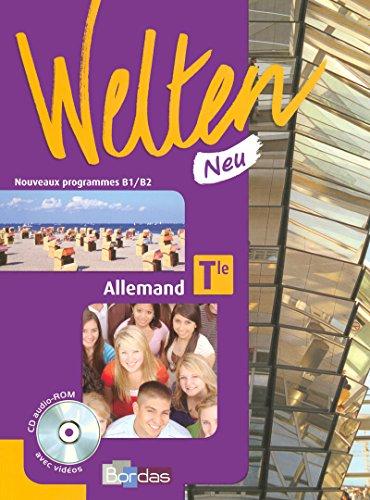 9782047323670: Welten Neu Tle Manuel de l'�l�ve + Cd audio