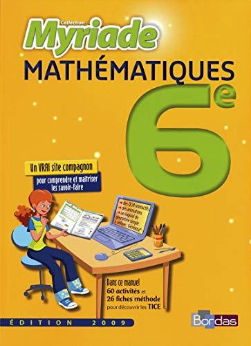9782047324240: Mathematiques 6e (French Edition)