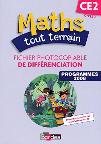 Maths tout terrain CE2 (French Edition): Jacques Brun