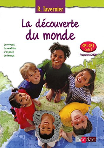 9782047325339: La decouverte du monde CP-CE1 (French Edition)