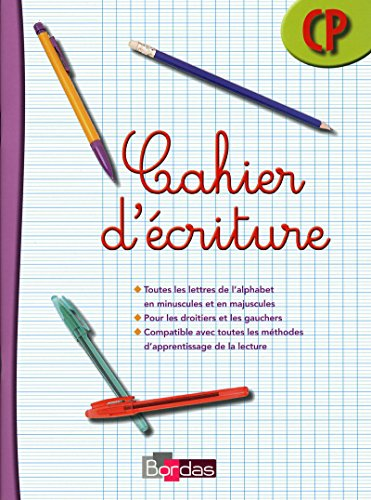 9782047325384 Cahier D Ecriture Cp Abebooks Collectif 2047325382