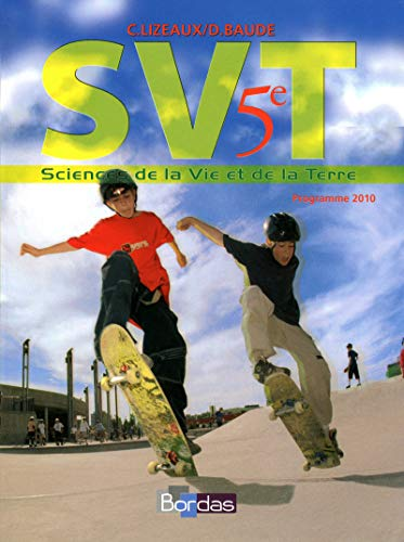 SVT 5e (French Edition): BORDAS