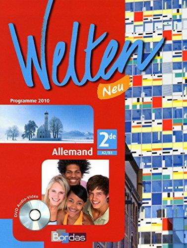 9782047326978: Allemand 2e, Welten Neu (French Edition)