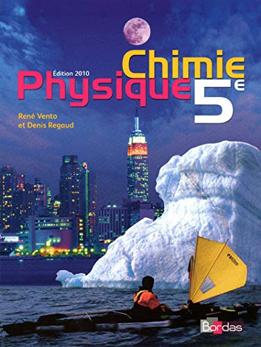 9782047327197: Physique Chimie 5e (French Edition)